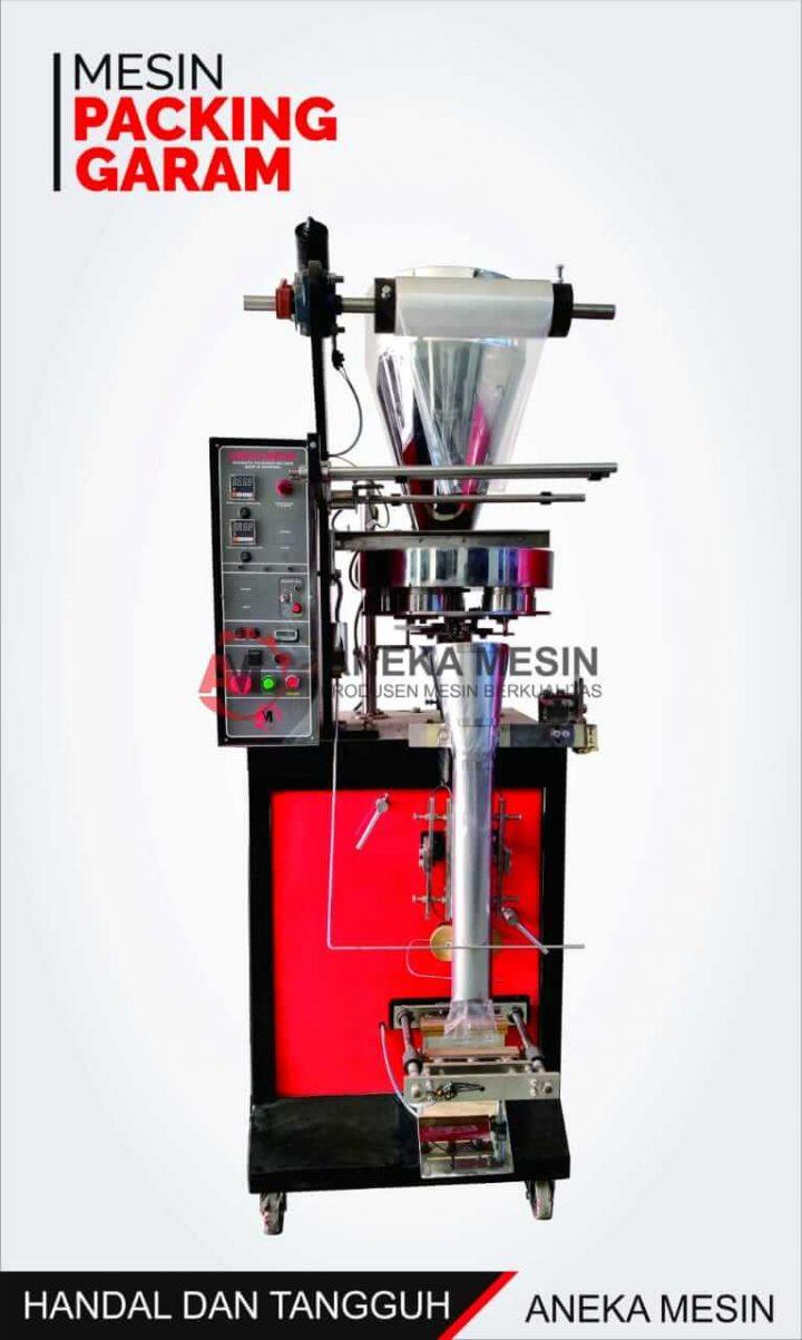 mesin pengemas garam