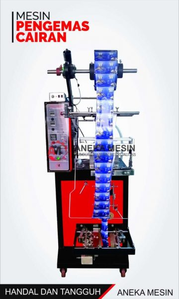 mesin packing cairan