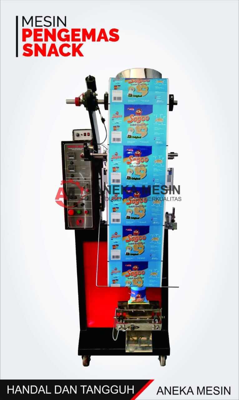 mesin kemasan snack