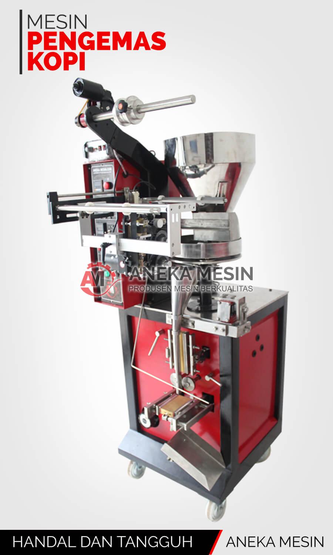 mesin pengemas kopi