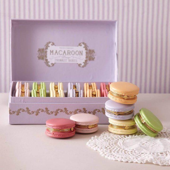 kemasan box macarons