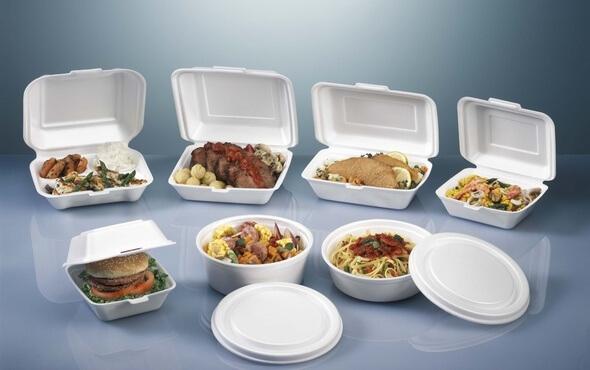 kemasan makanan dari styrofoam