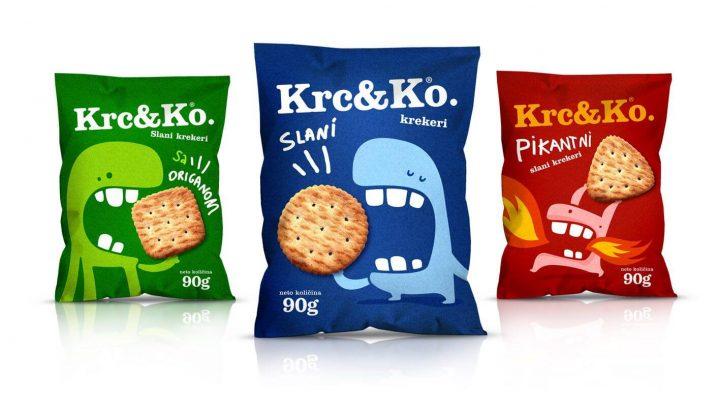Desain Plastik Kemasan Snack Harus Menarik Biar Mudah Dilirik