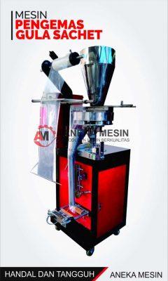 mesin packing gula sachet