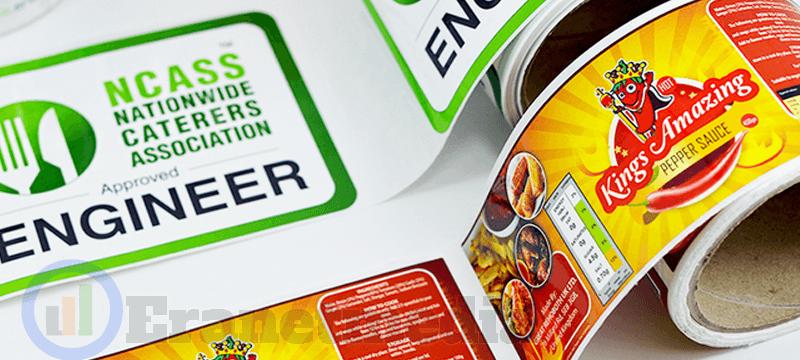 Tips Membuat Merek atau Label Kemasan Produk Makanan Ringan
