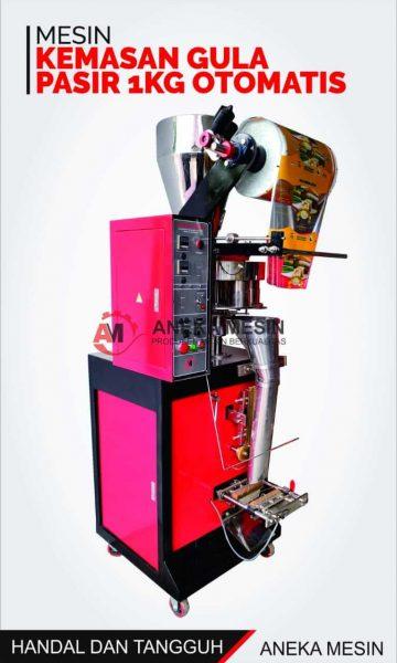 mesin pcking gula 1 kg