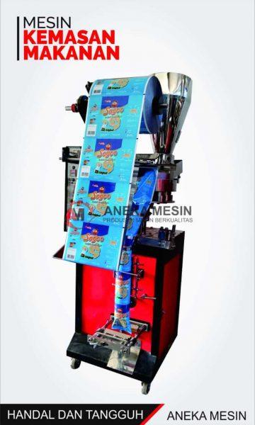 mesin pengemas makanan