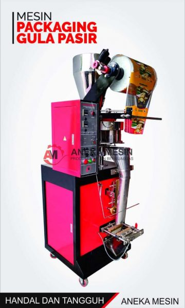 mesin packaging gula