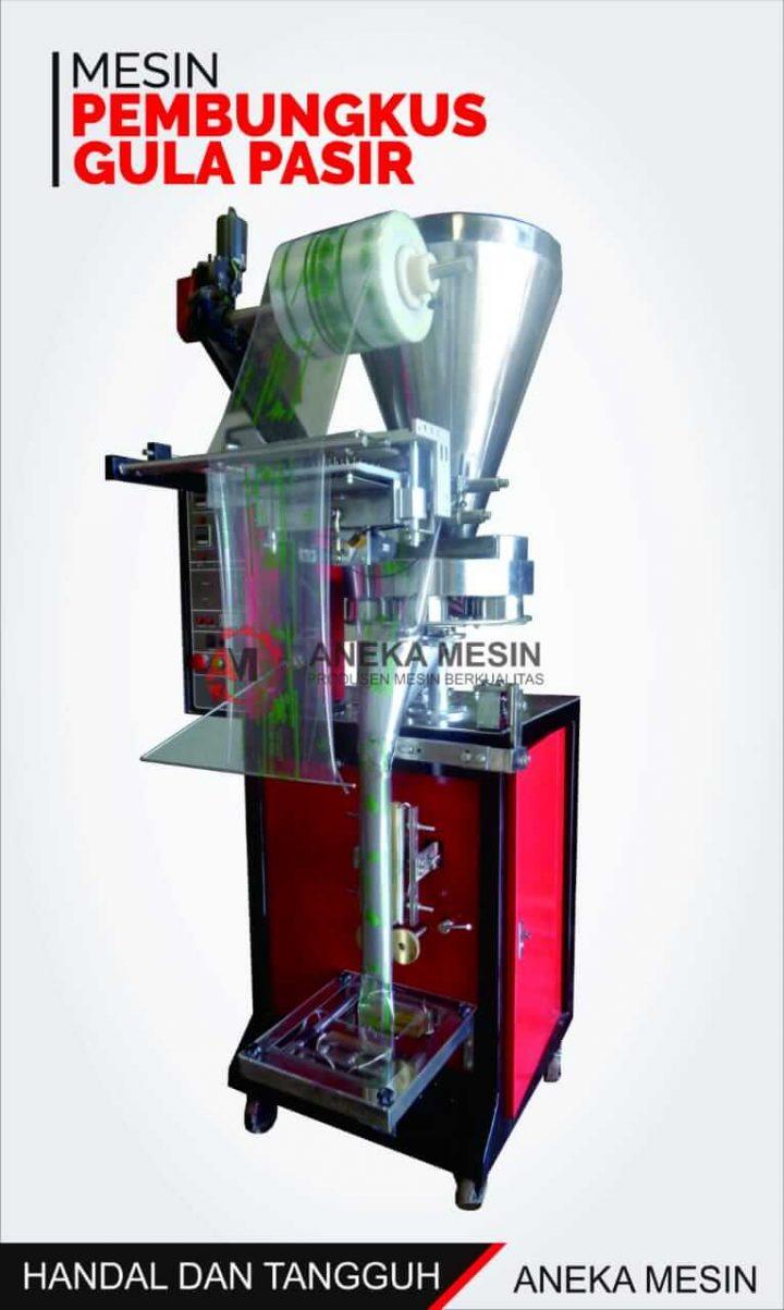 mesin pengemas gula pasir