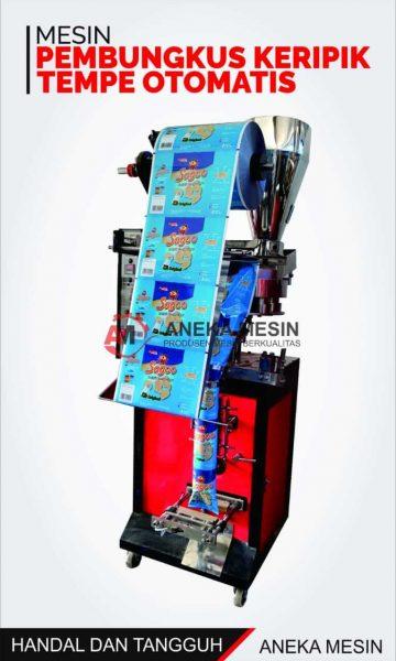 mesin pembungkus keripik