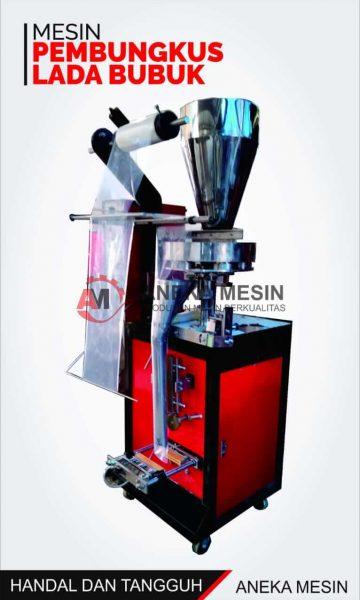 mesin pengemas lada