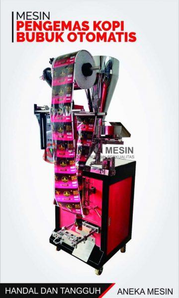 mesin pengemas kopi bubuk