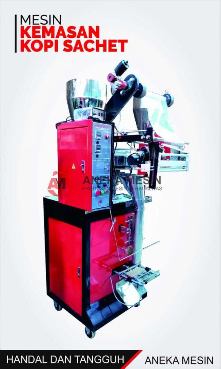 mesin pengemas otomatis kopi