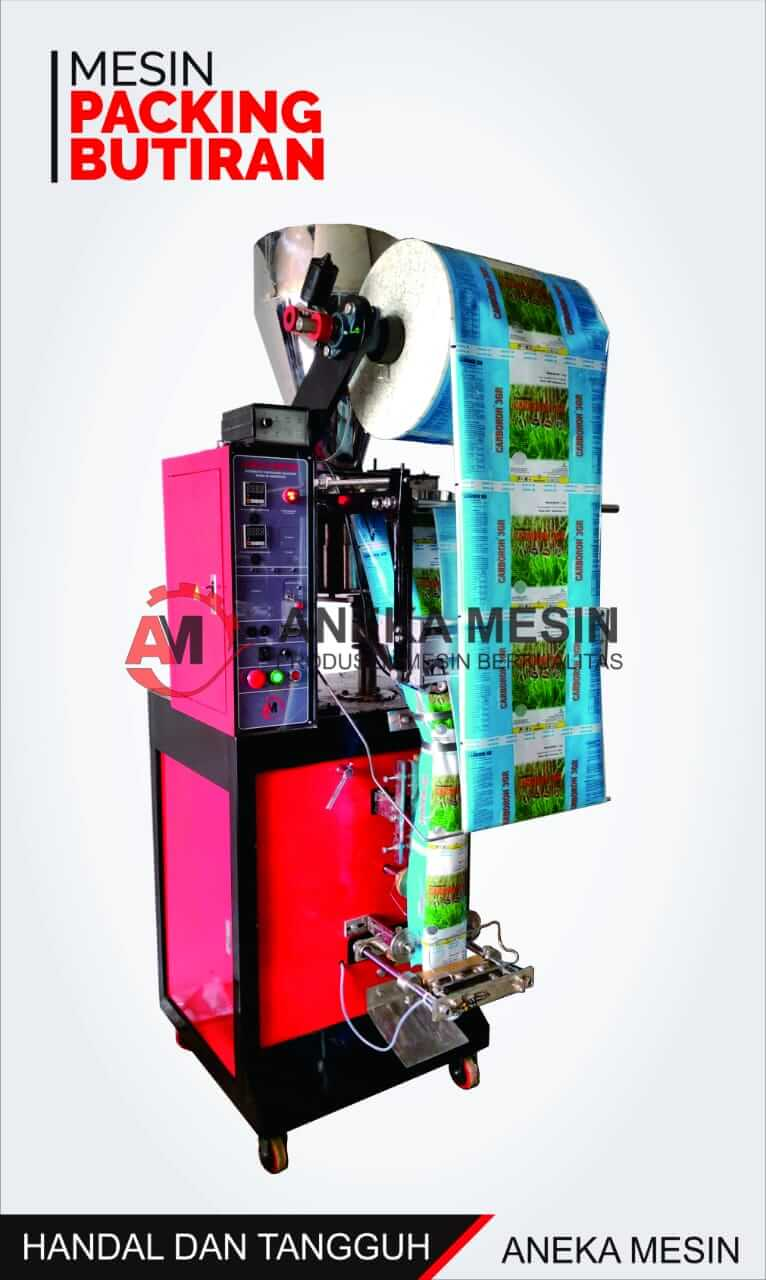 mesin pengemas butiran