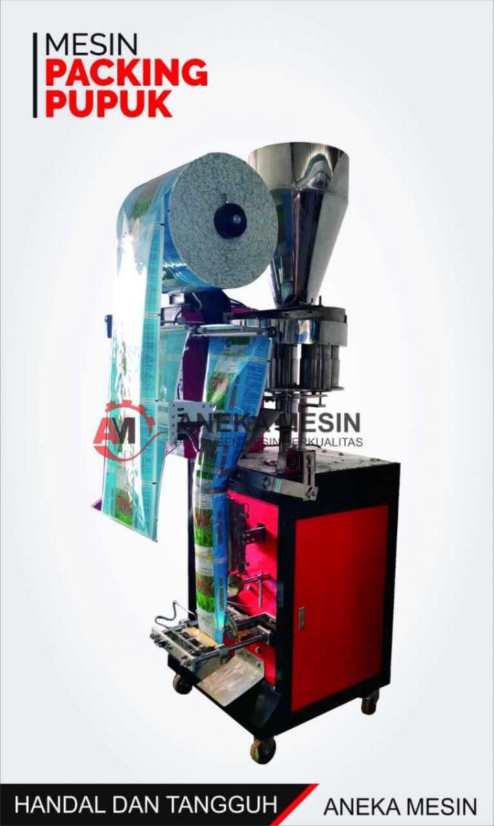 mesin packing pupuk otomatis