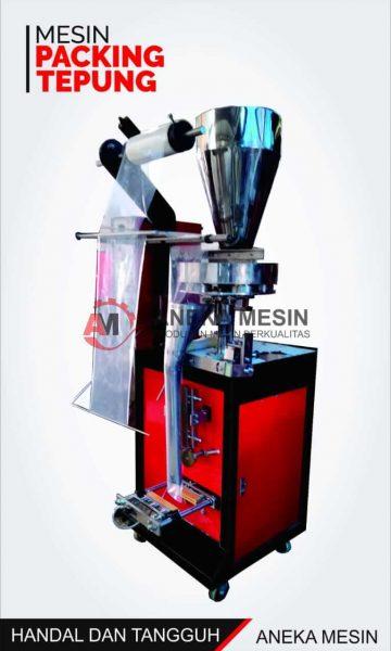 mesin pengemas tepung