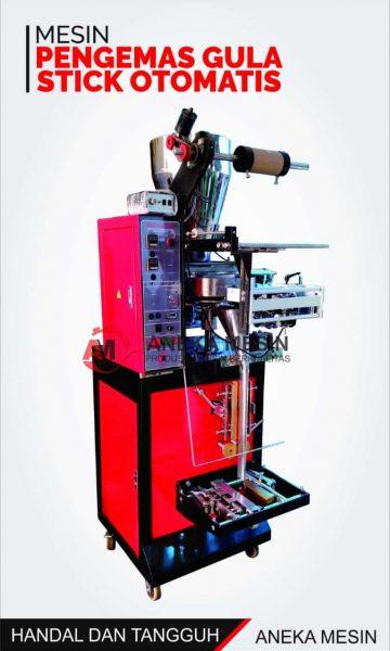 mesin pengemas gula stick