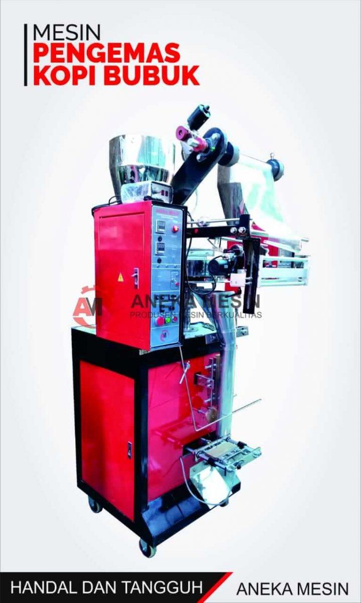 mesin packing kopi bubuk