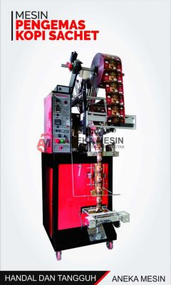 mesin kemasan kopi sachet