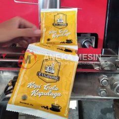 Mesin Renceng Untuk Produk-Produk Minuman Sachet